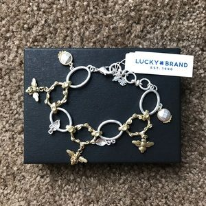 Lucky Brand Bee Bracelet